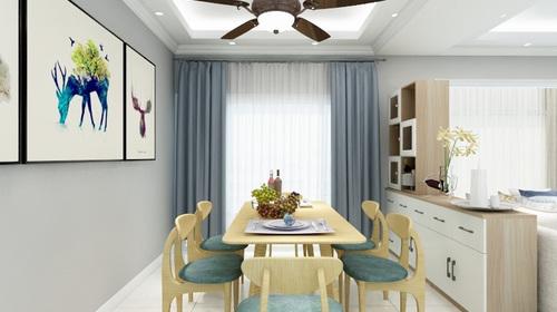 【凤凰城114平米】◆清新北欧,简单舒适的家 ◆