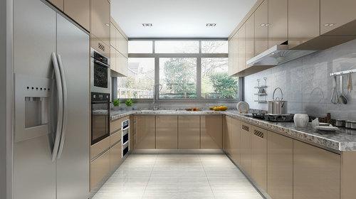 厨房创意收纳,下厨心情也要美美哒。